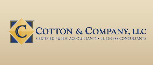 Cotton & Company, LLC | Certified Public Accountants, Business Consultants